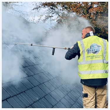 Doff roof cleaning