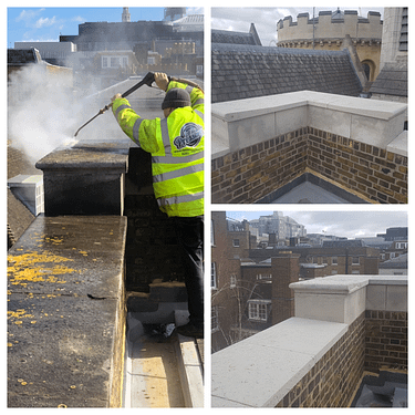 Doff cleaning in London