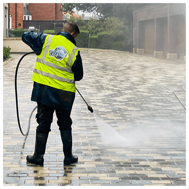 Professional Patio Cleaning Services