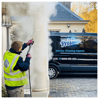 stone cleaning services, Feel the pressure UK
