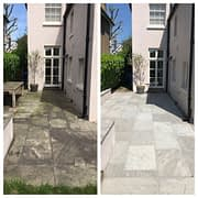 Pressure Washing Services - Graffiti, Chewing-Gum and Stain Removal